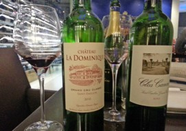 Tasting 2009 and 2010 Bordeaux