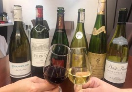 Wine Appreciation Classes Offered Next Week